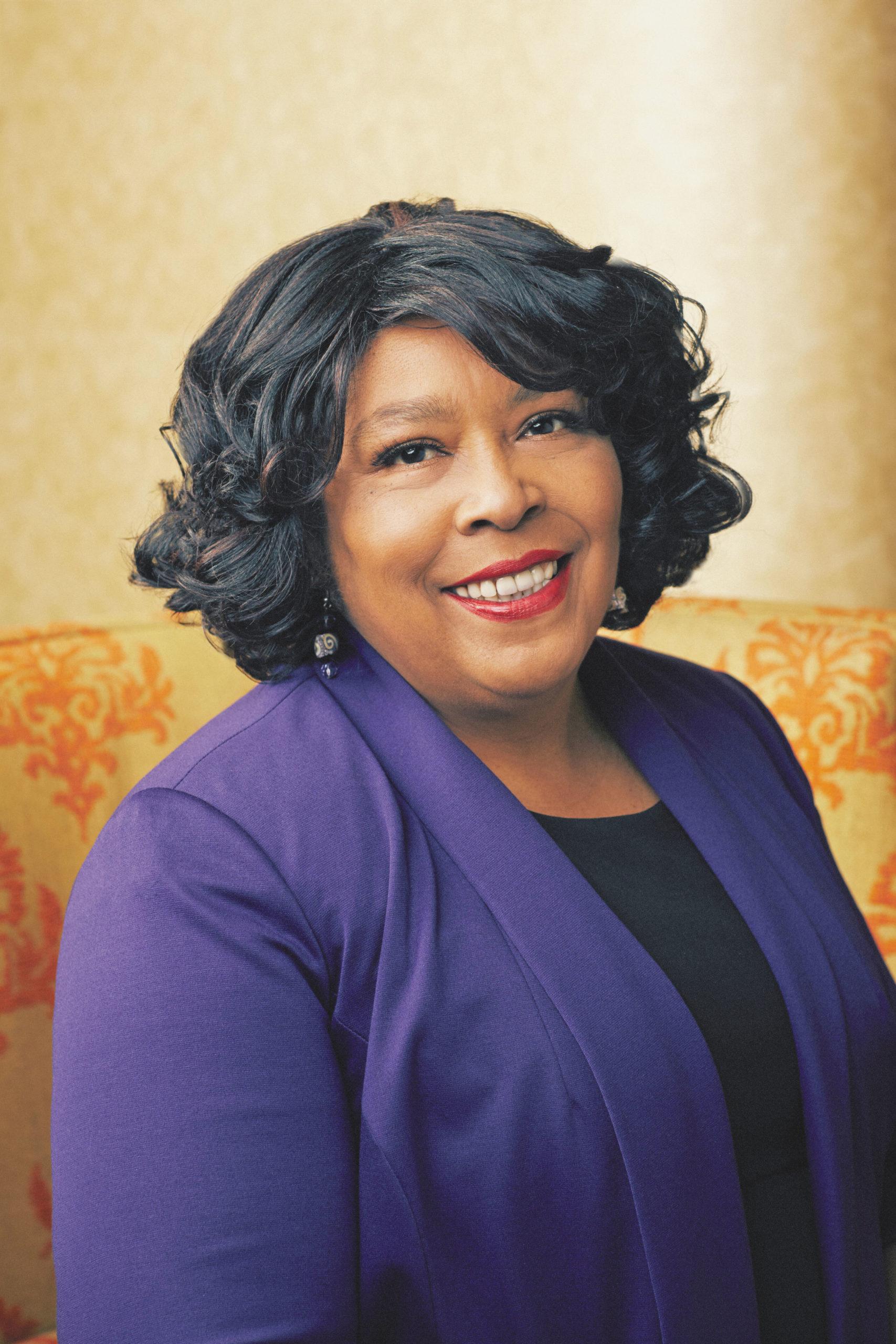 Portrait of Yvonne R. Walker