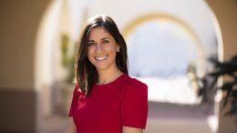 Amanda Nachman, author of #Qualified