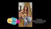 Dinorah Klingler performs as part of Sacramento's new Friday Art Break
