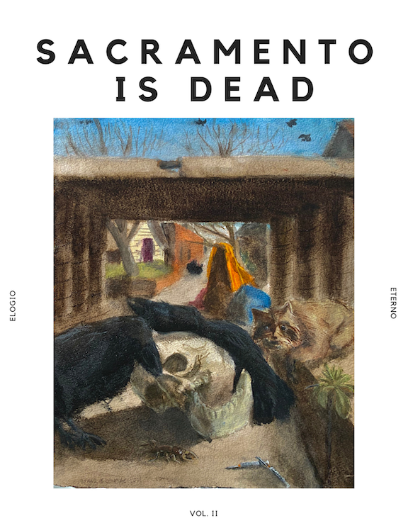 Cover of Sacramento Is Dead Volume II